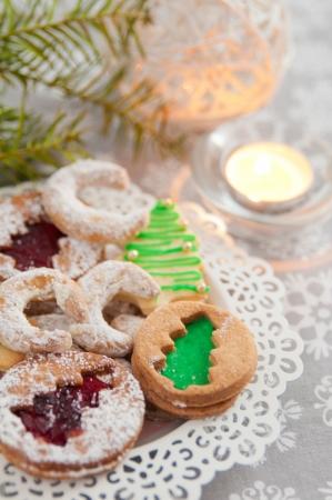 Christmas Cookies Stock Photo - 24592373