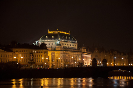 Prague National Theater, Czech Republic