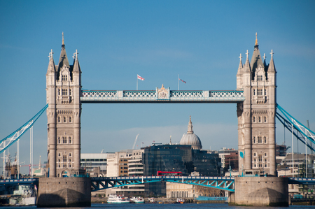 Tower Bridge in London photo