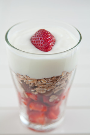 Strawberry Granola photo