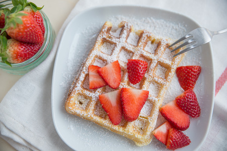 wafles: Barquillos