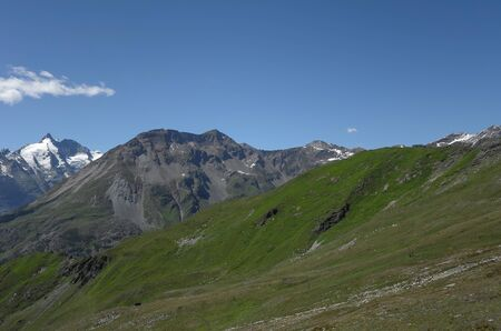 grossglockner: Grossglockner High Alpine Road, Hohe Tauern National Park, Austria