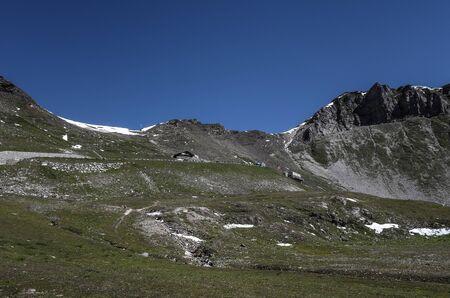 hochalpenstrasse: Grossglockner High Alpine Road, Hohe Tauern National Park, Austria