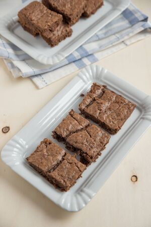 brownies: brownies