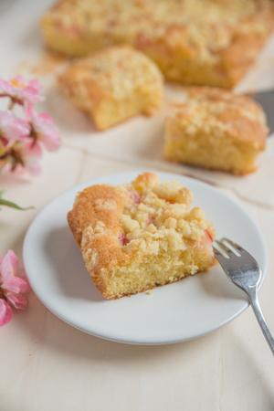 charlotte: Cake Stock Photo