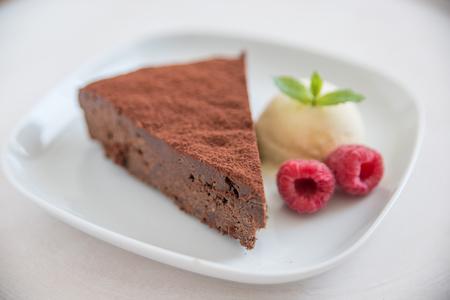 stripy: cake Stock Photo
