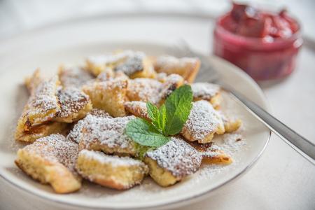 Kaiserschmarrn, Austrian Pancakes