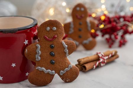 Christmas cookies Standard-Bild - 112265891