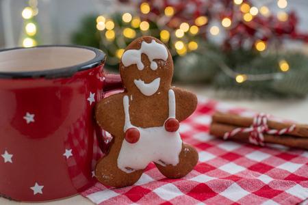 Christmas cookies Standard-Bild - 112265893