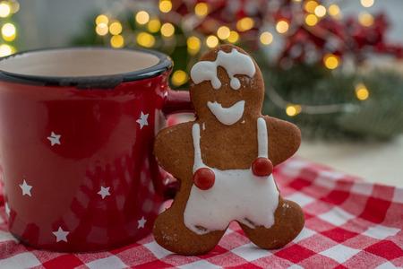 Christmas cookies Standard-Bild - 112265895