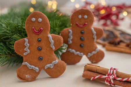 Christmas cookies Standard-Bild - 112265896