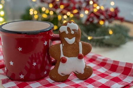 Christmas cookies Standard-Bild - 112265898