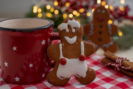 Christmas cookies Standard-Bild - 112265742
