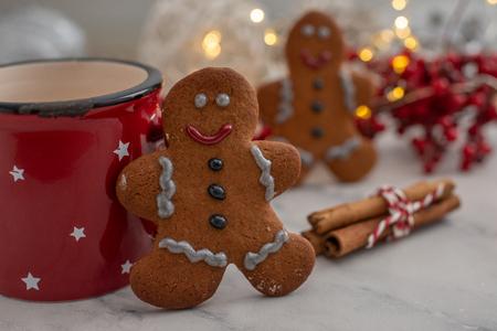 Christmas cookies Standard-Bild - 112265743