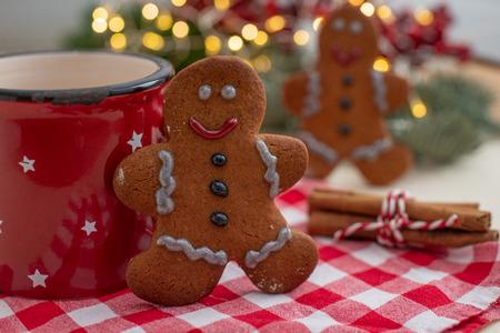 Christmas cookies Standard-Bild - 112265750