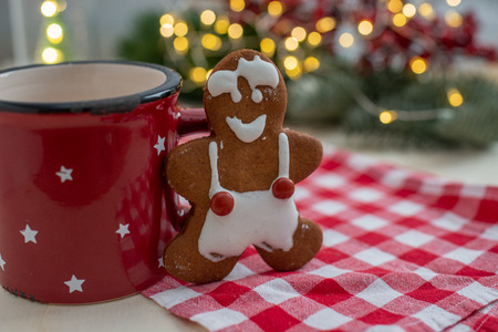 Christmas cookies Standard-Bild - 112265753