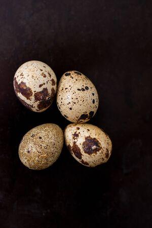 Small quail eggs