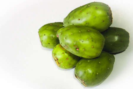 Tunas, exotic fruit of Mexico