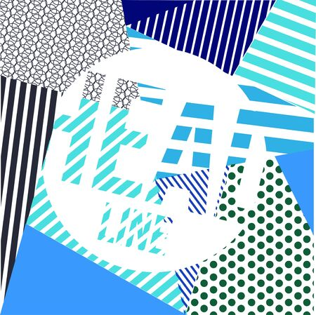 wallpape: Grunge vector background with lines. Triangle patterns style. For music design or trend festivals.