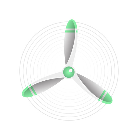 planos electricos: Propeller vector illustration. Propeller aircraft vector illustration. Retro propeller. Vector propeller. Propeller engine aircraft. Propeller quadrocopter