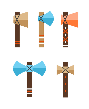 tomahawk: Tomahawk vector icon. American Tomahawk vector logo. Tomahawk sign set. Traditional Tomahawk. Indian Tomahawk. Axe vector icon