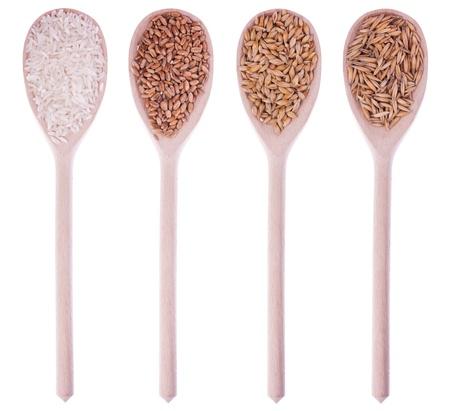 spoon isolated on white Stock Photo - 15365328
