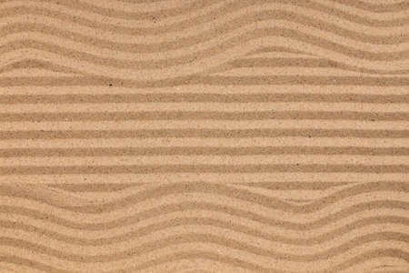 Artificially created sand texture. With space for design, text place. Top view