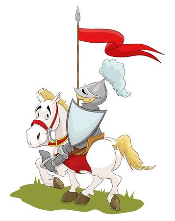 Knight Ilustração