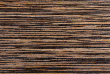 dark brown wood texture with stripes, pattern for furniture industry