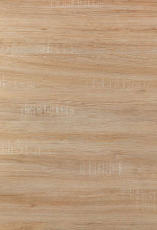 Wooden texture, pattern for furniture industry Standard-Bild