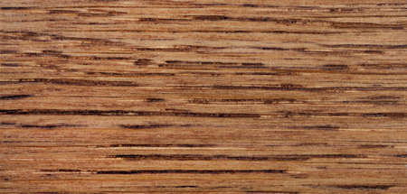 Brown wood texture with stripes, pattern for furniture industry