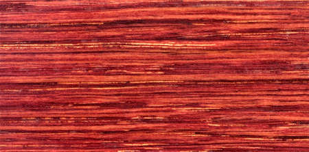 Red wood rough texture / red wood texture with stripes, pattern for furniture industry Standard-Bild
