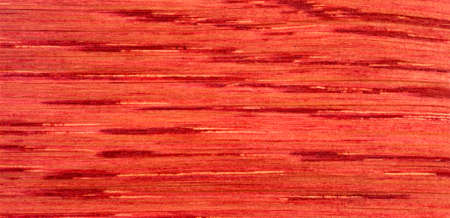 Red wood texture with stripes, pattern for furniture industry Standard-Bild - 107833810