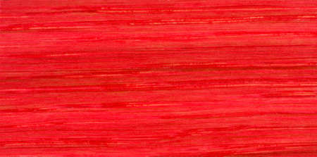Red wood texture with stripes, pattern for furniture industry Stock Photo