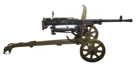 sg: Machine gun easel systems Gorjunova  SG-43  the sample 1943