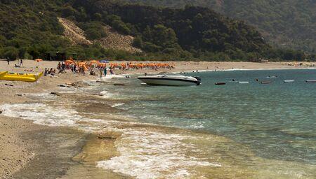 insular: Beach Oludeniz,Turkey
