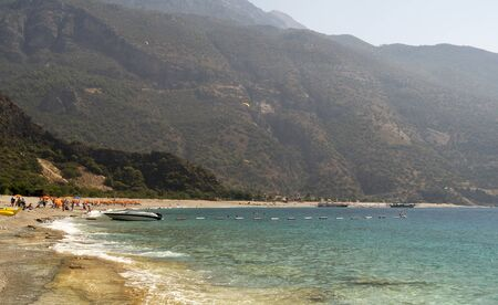 oludeniz: Beach Oludeniz,Turkey