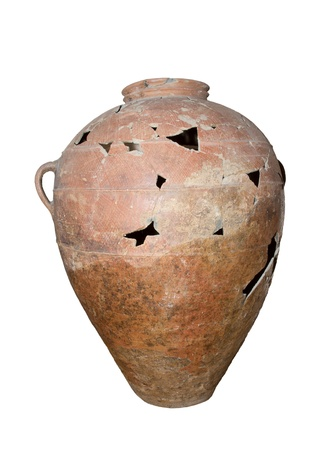 Jug for storage of salty fish.14 a century