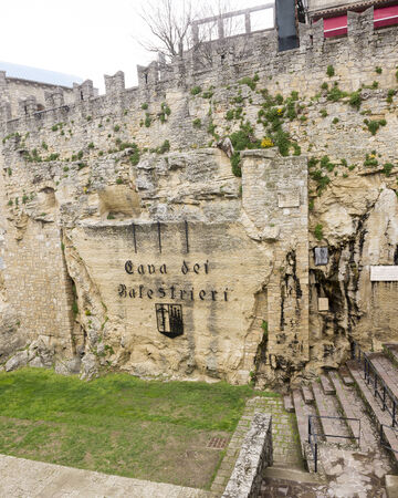 cava: Cava San Marino Balestrieri .Italy