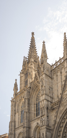 Barcelona Cathedral (The Cathedral of the Holy cross and Saint Eulalia)