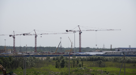 making earth: The construction of the stadium for the 2018 FIFA World Cup in Rostov-on-Don
