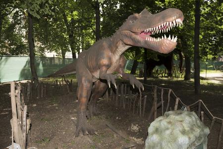 paleontology: Baryonyx PERIOD: Cretaceous period (130-125 million years ago)