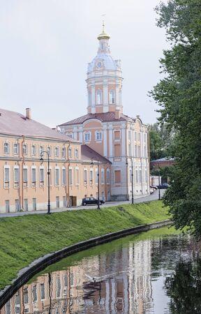 lavra: Alexander Nevsky Lavra in St. Petersburg