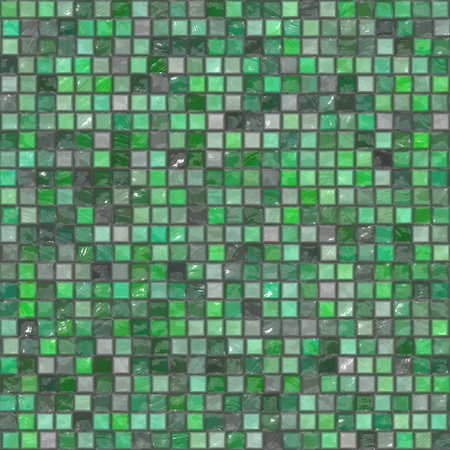green ceramic Stock Photo
