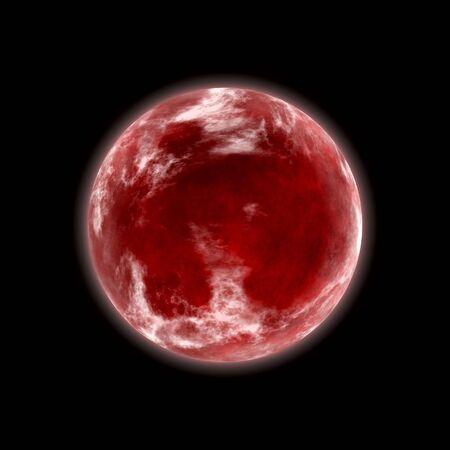 fantasy world: red planet