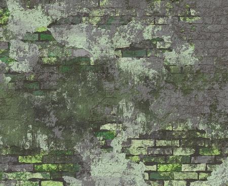 aged wall