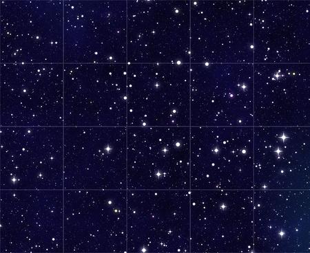 blue nebula