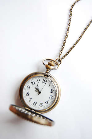 Old pocket watch photo