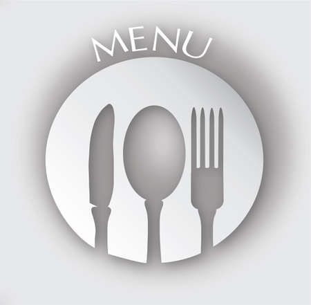 Restaurant Menu cover, Design Vector