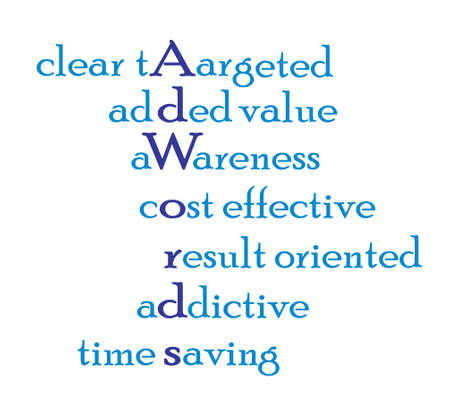 Adwords Digital Marketing Graphic. Internet advertising